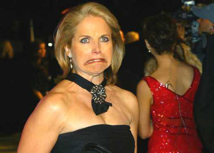 CBS News' anchor, Katie Couric