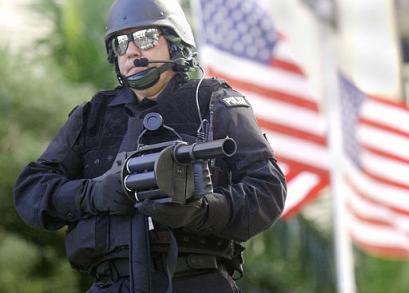 Obama's Secret Police