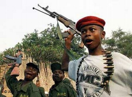 Obama Administration Promotes Use of Child Soldiers