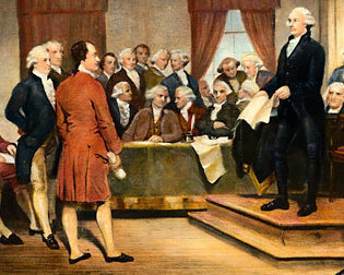Unalienable Rights: Life, Liberty and the pursuit of Happiness